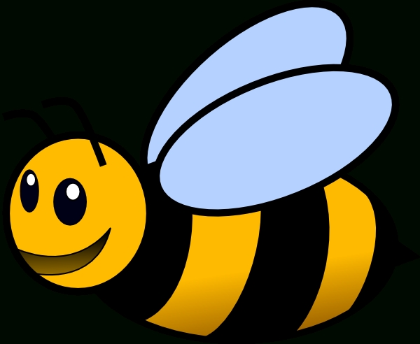 600x492 Top 10 Honeybee Clipart