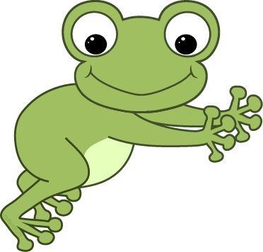 372x356 Amphibian Clipart Hop