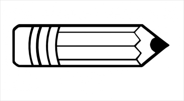 Horizontal Pencil