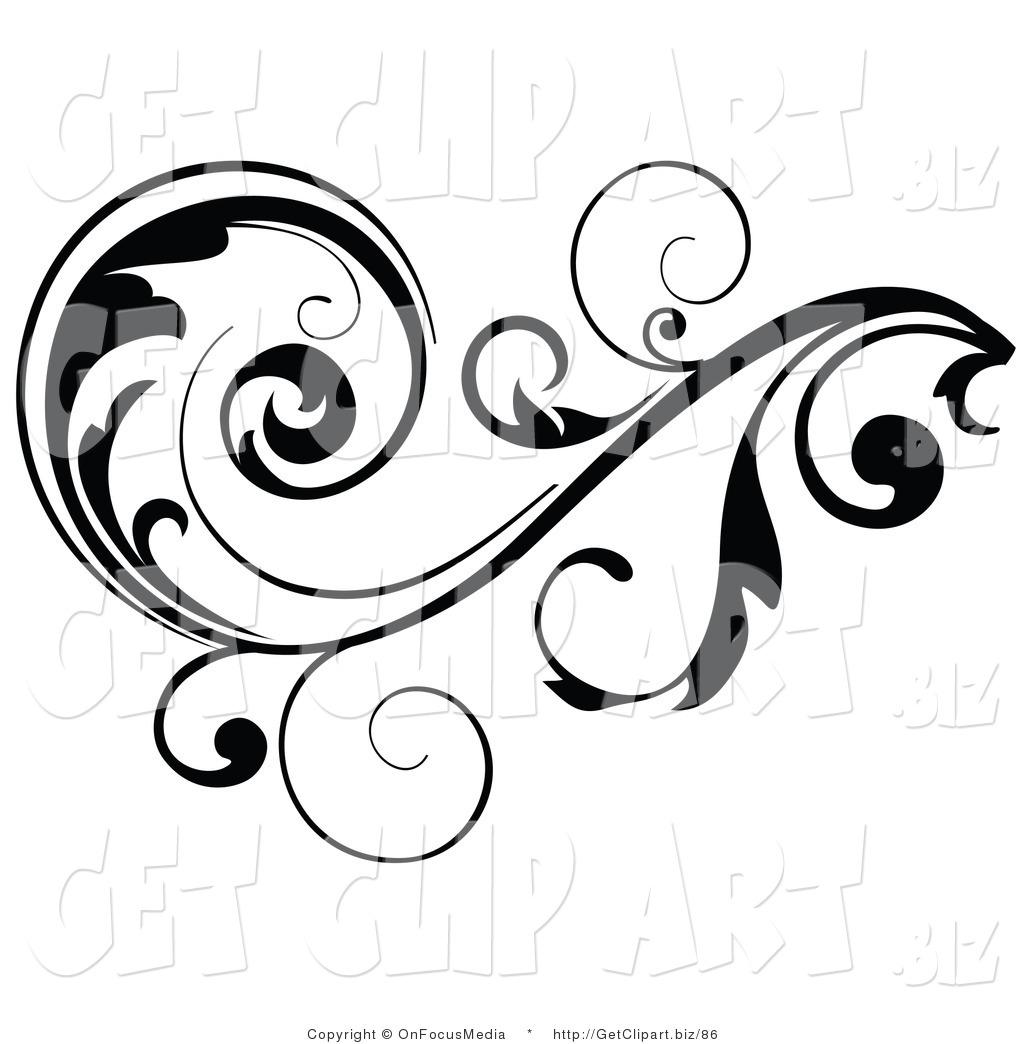 1024x1044 Scroll Clipart Vine