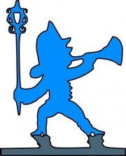 180x222 Unicorn Horn Clip Art, Vector Unicorn Horn
