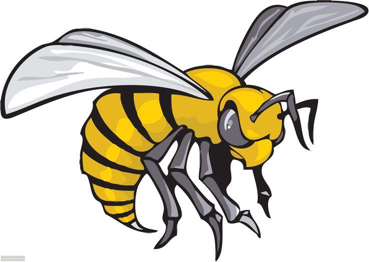 Hornet Mascot Clipart | Free download best Hornet Mascot ...