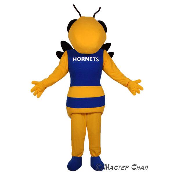 600x600 Mascot Costume Hornet Mascot Makers