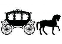 210x150 Clip Art Horse Carriage Clip Art