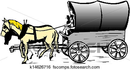 450x243 Horse Drawn Carriage Clipart Eps Images. 425 Horse Drawn Carriage