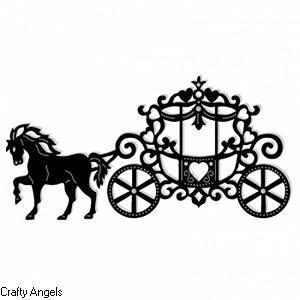 300x300 Sweet Dixie Fairytale Horse Amp Carriage