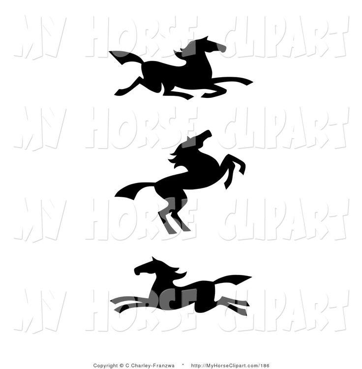 736x750 12 Best Horses Images Black White, Clip Art