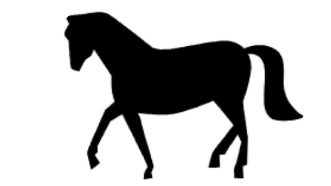 1070x602 Horse Clip Art Black And White Free Clipart Images Image