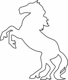 236x275 Horse Black And White Clipart