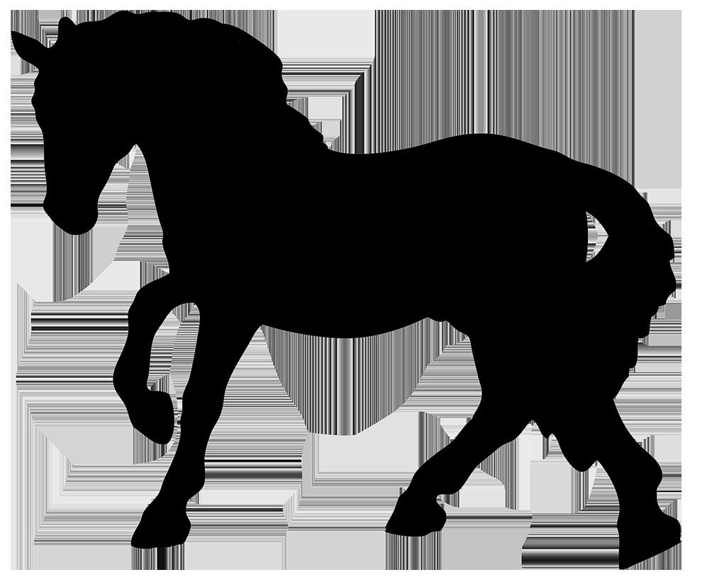 1004x821 Horse Silhouette Clip Art