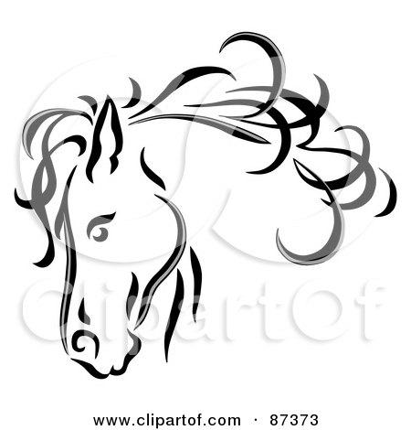 450x470 Top 71 Horse Clip Art