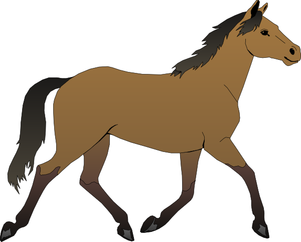 600x481 Cute Horse Head Clip Art Free Clipart Images