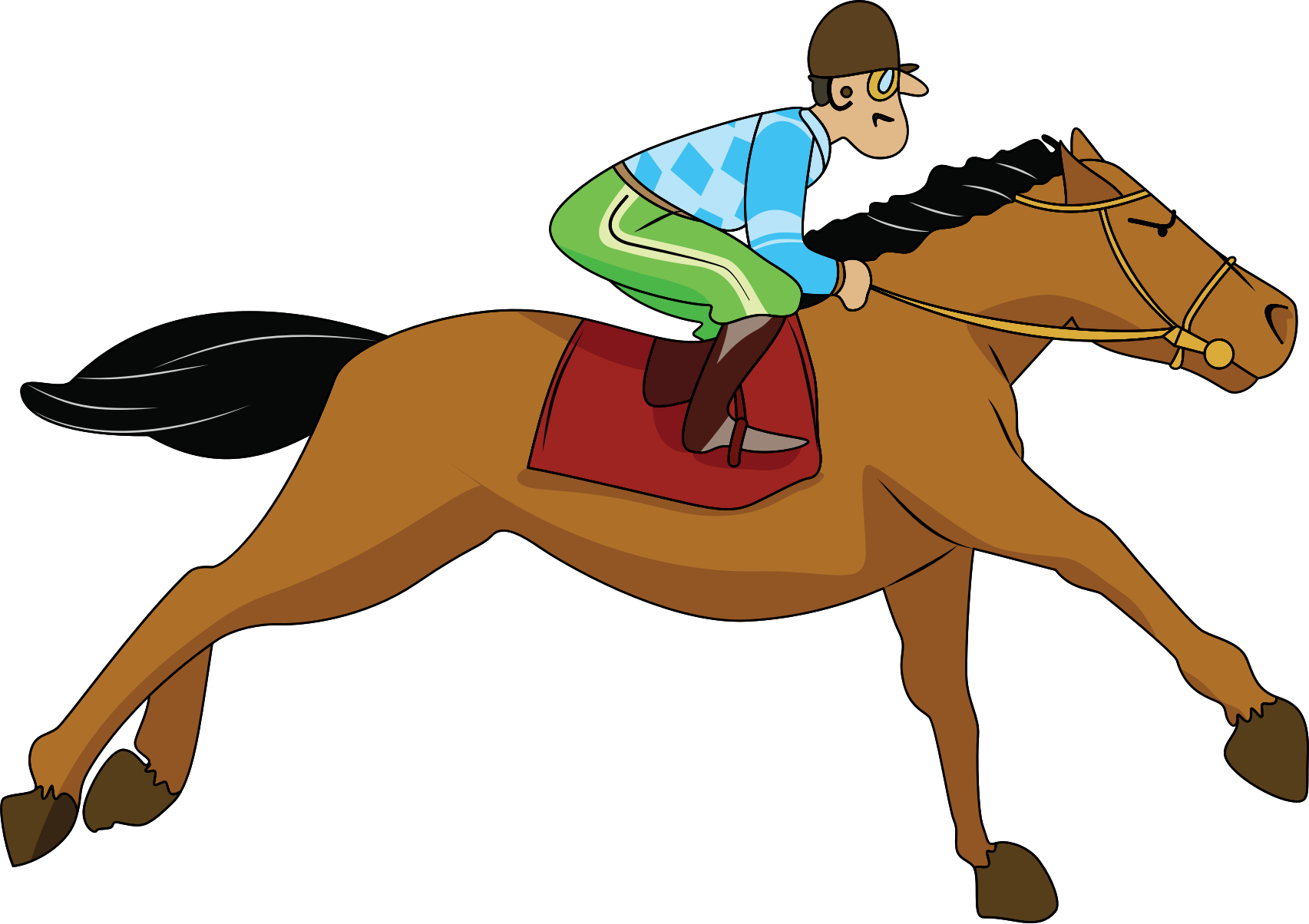1705x1204 Horse Racing Clip Art Many Interesting Cliparts