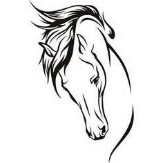 236x236 Horse Head Clip Art Bing Images Kaitlyn Tattoo Ideas