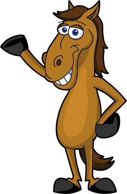 441x676 Free Horse Clip Art Cartoon Danaamda Top