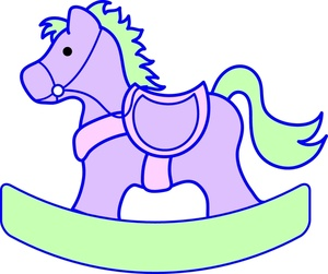 300x251 Baby Horse Clipart Clipartmonk