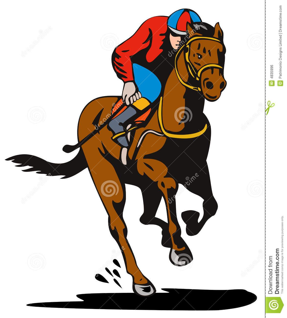 1174x1300 Horse Racing Clipart Cartoon