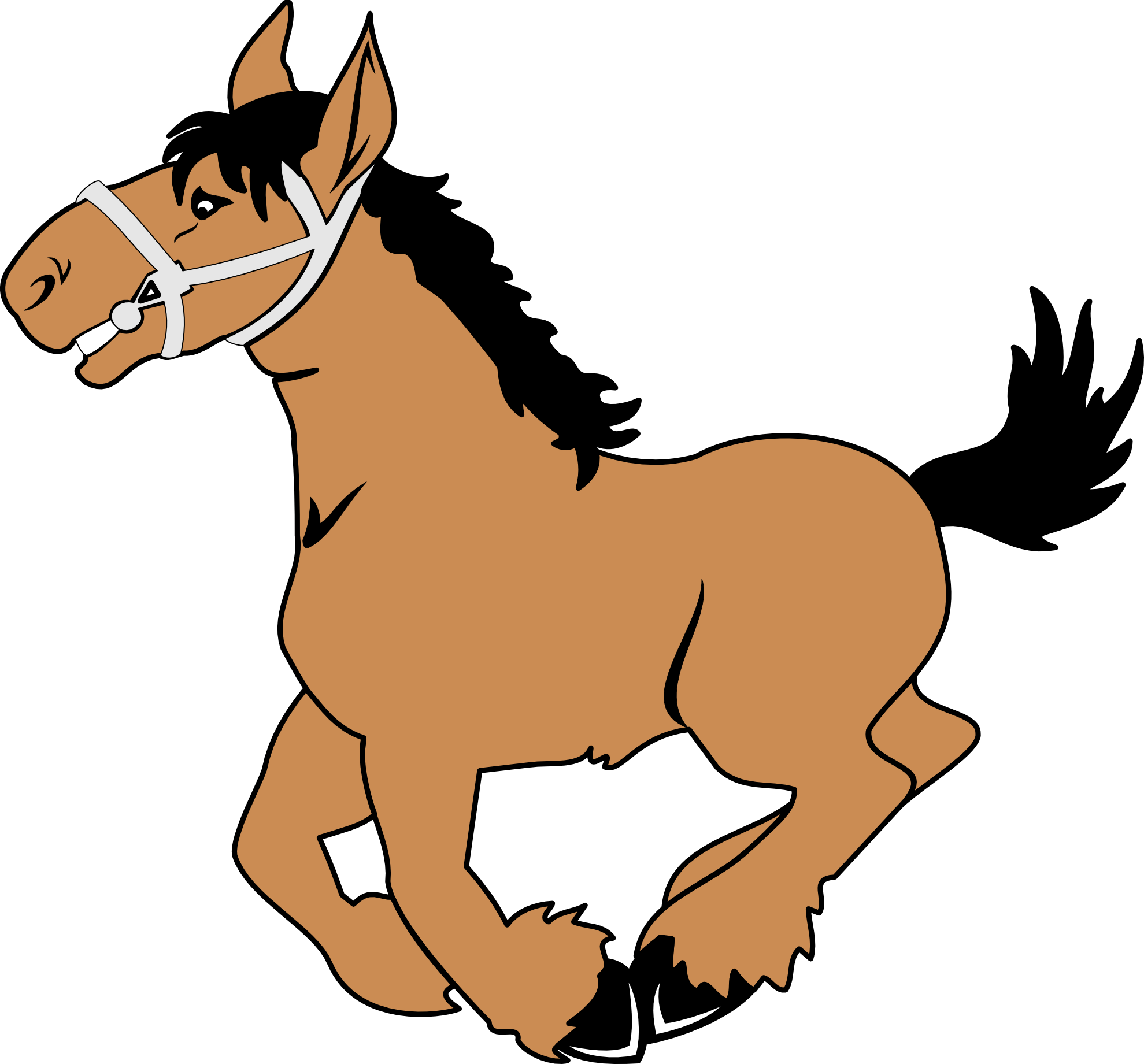 1979x1841 Horse Clip Art On Horse Silhouette Clip Art Free And Clipartix