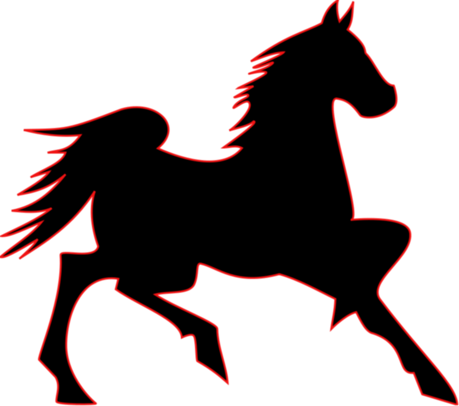 900x797 Horse Clipart 3