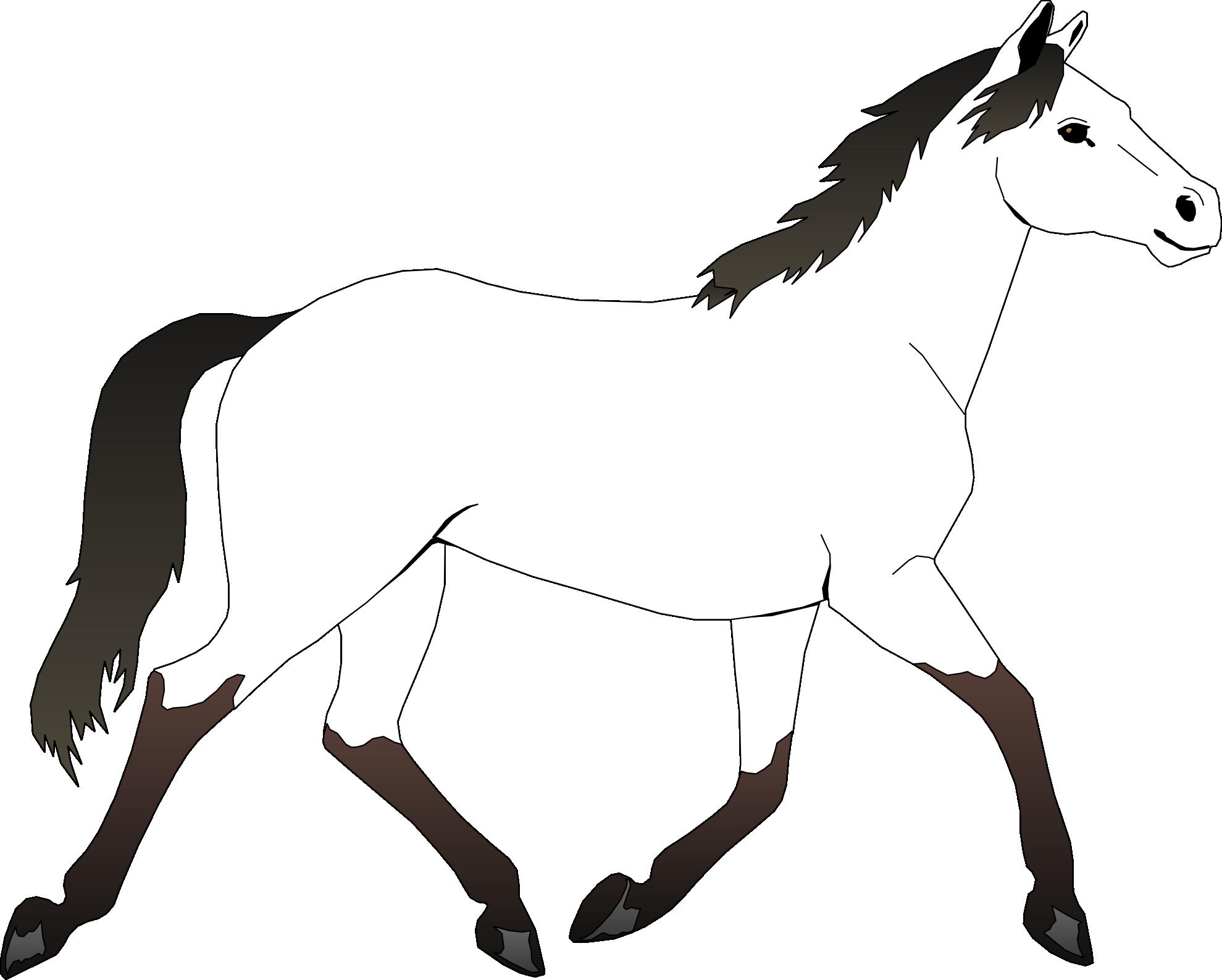 1979x1587 Ideas Of Horse Outline Images Free Clip Art Free Clip Art Best