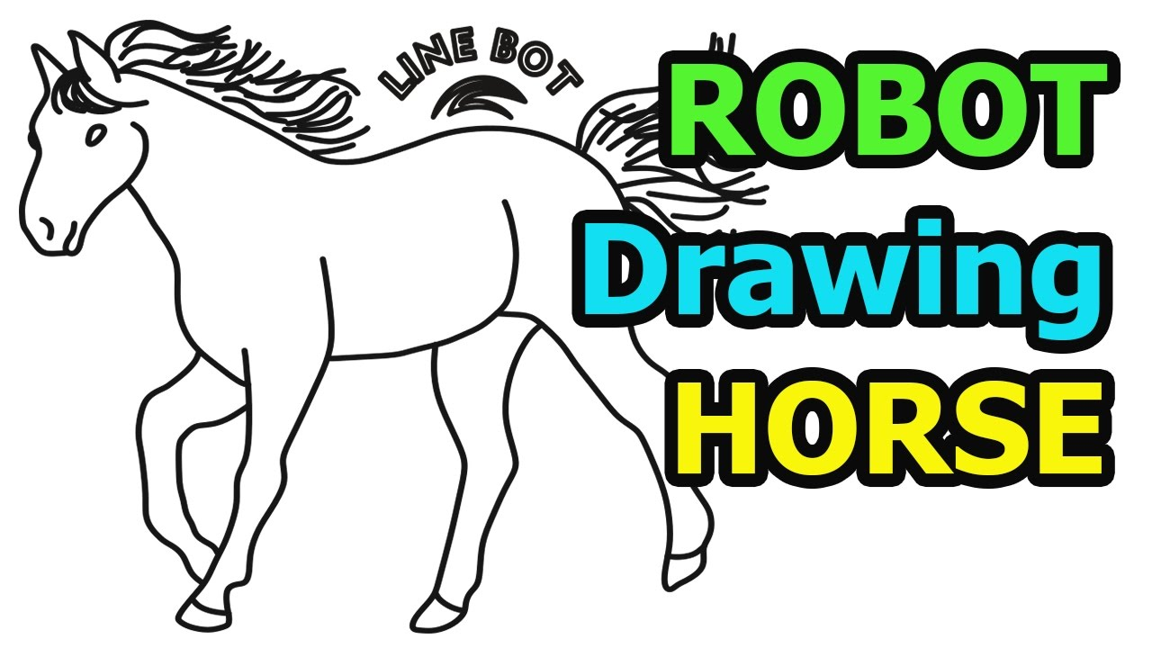 1280x720 How To Draw A Horse Quick Amp Easy (Animal Drawing For Kids)