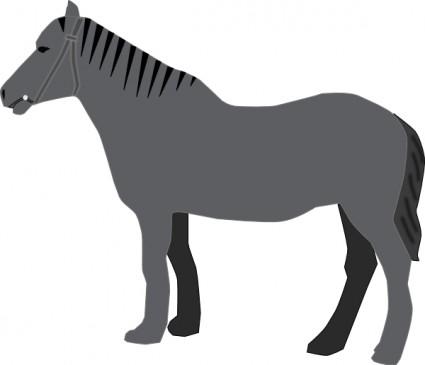 425x365 Horse 2 Clip Art Free Vectors Ui Download