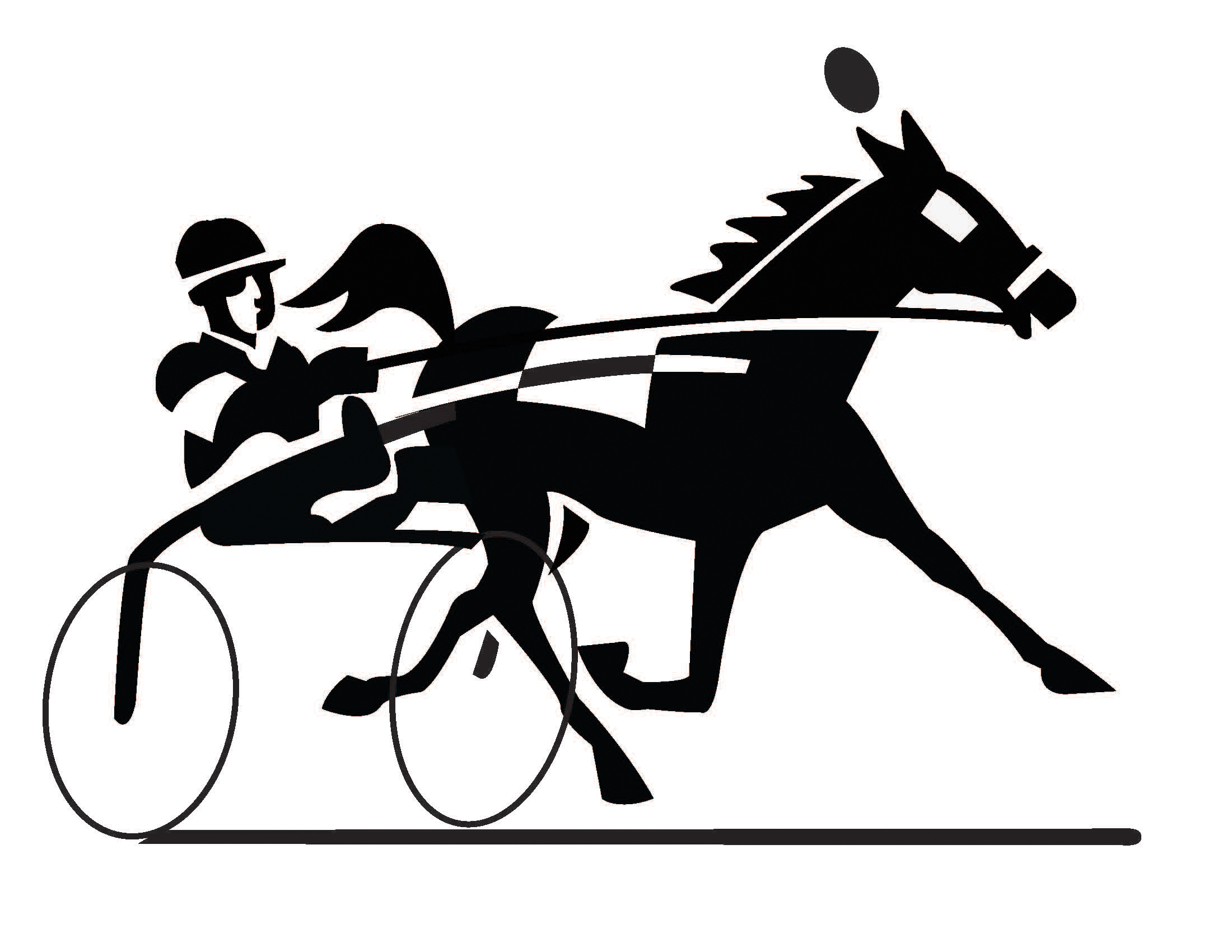 2200x1700 Horse Racing Clip Art Free Image