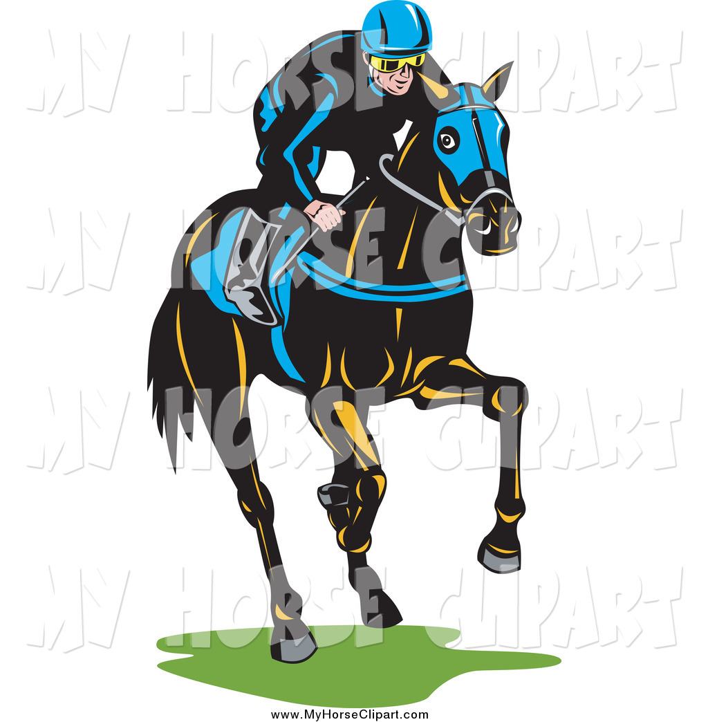 1024x1044 Man on Horse Clip Art (29+)