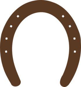 Horse Shoe Clipart