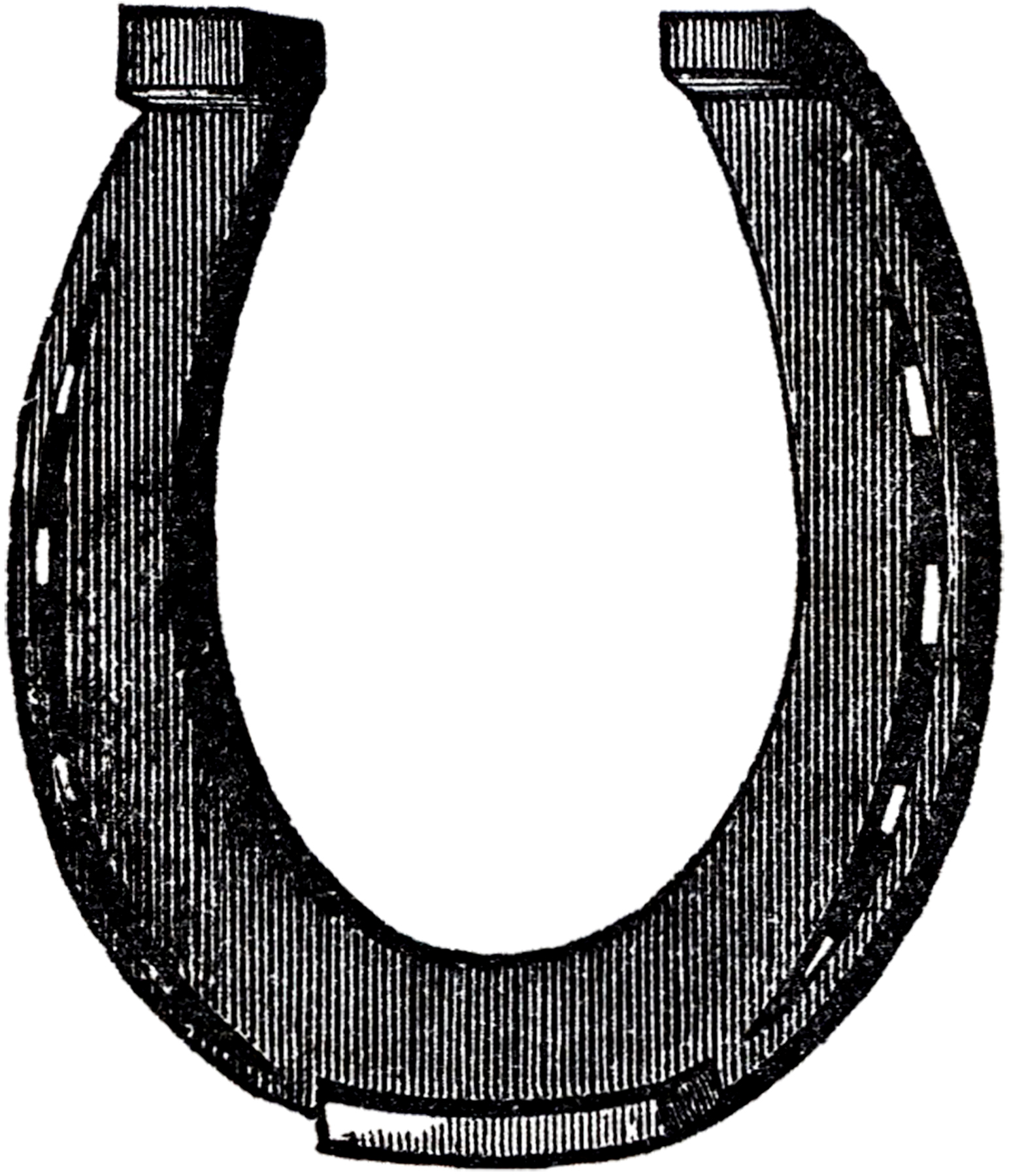 1544x1800 Horseshoe Free Horse Shoe Clip Art The Graphics Fairy