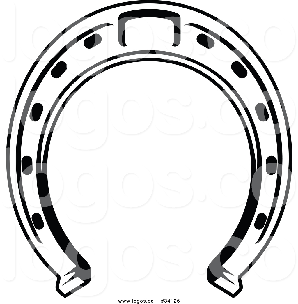 1024x1044 Vector Logo Of A Horseshoe V8 By Vector Tradition Sm