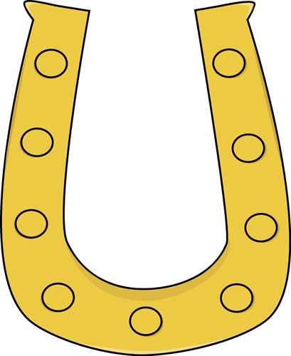 409x500 Horseshoe Horse Shoe Clip Art 2
