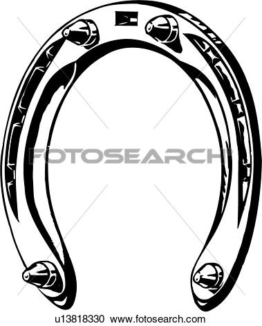 379x470 Horseshoe Clipart, Suggestions For Horseshoe Clipart, Download
