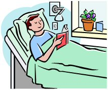 213x177 Bed Clipart Hospital
