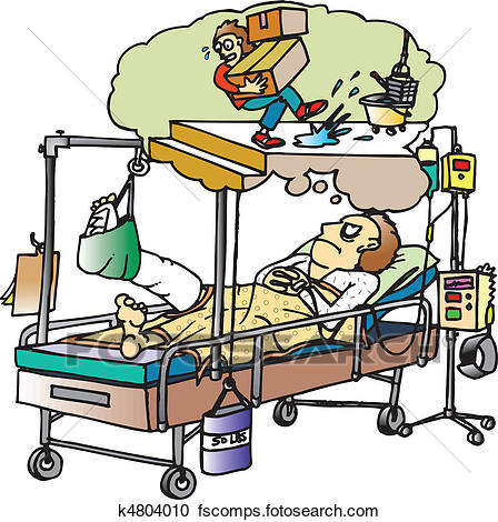 448x470 Hospital Bed Clipart Vector Graphics. 3,815 Hospital Bed Eps Clip