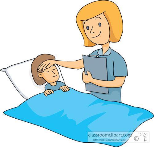 500x477 Sick Clipart Hospital Clipart