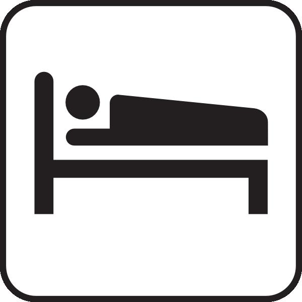 600x600 Bed 12 Clip Art