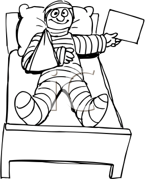 284x350 Royalty Free Cartoon Clip Art, Cartoon Clipart