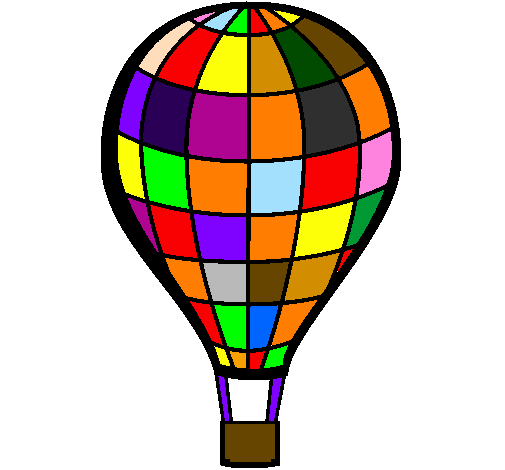 505x470 Air Balloon Clip Art