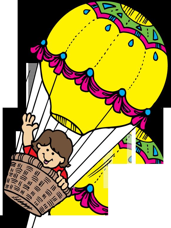 582x775 Hot Air Balloon Clip Art