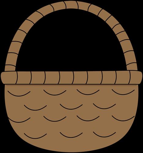 468x500 Basket Cliparts