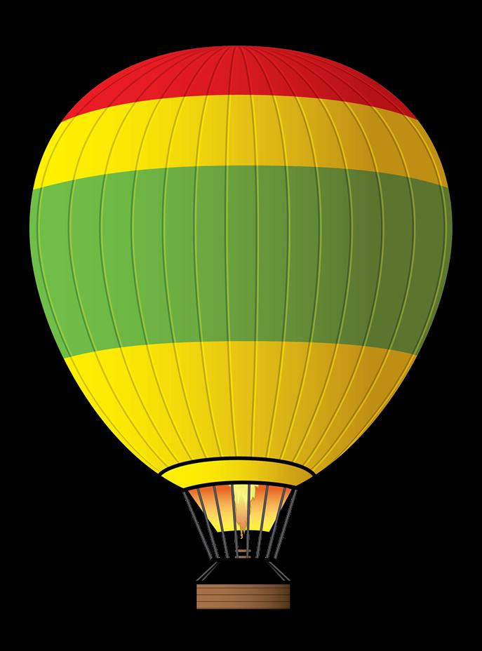 687x928 Top 85 Hot Air Balloon Clip Art