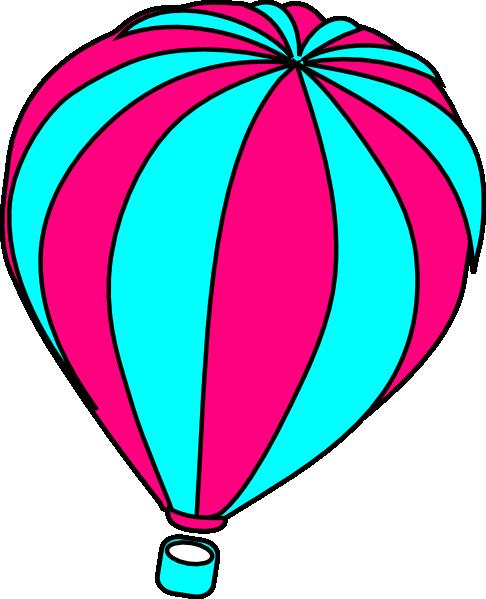 486x599 Air Balloon Clip Art 2