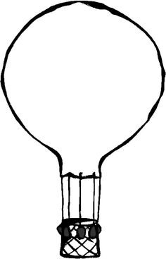 236x367 Hot Air Balloon Online Coloring Page ~ Alltoys