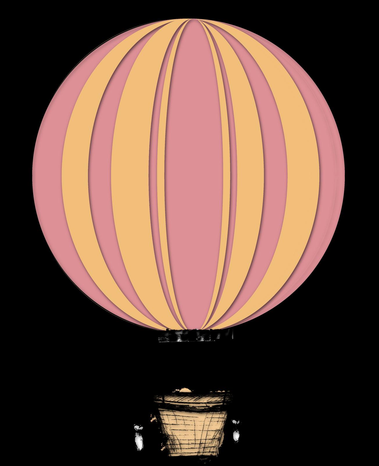 1304x1600 Hot Air Balloon Clipart Drawn