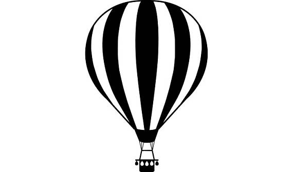 570x335 Hot Air Balloon 1 Wicker Basket Bag Gondola Aircraft Flight