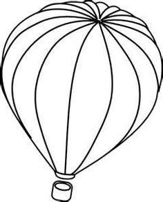236x293 Black And White Polka Dot Hot Air Balloon Dr.seuss Crafts