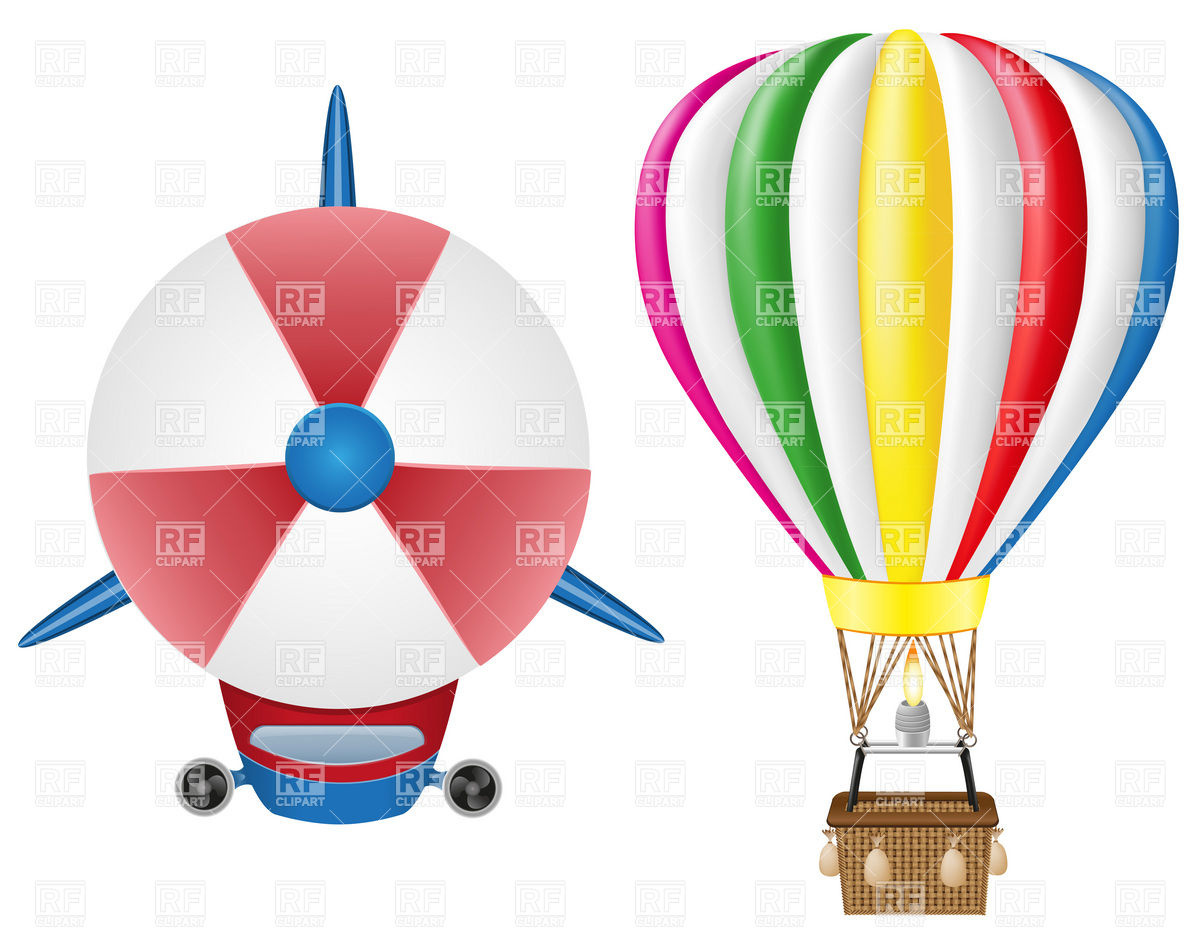 1200x933 Hot Air Balloon Clipart Airship
