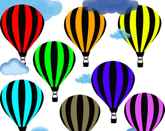 340x270 On Sale Hot Air Balloon Clip Art