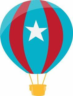 236x309 Resultado De Imagen De Hot Air Balloon Clip Art Cositas